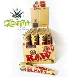 Cono King Size 3 pack Raw