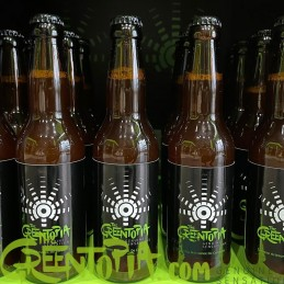 Cerveza Cannabica The...